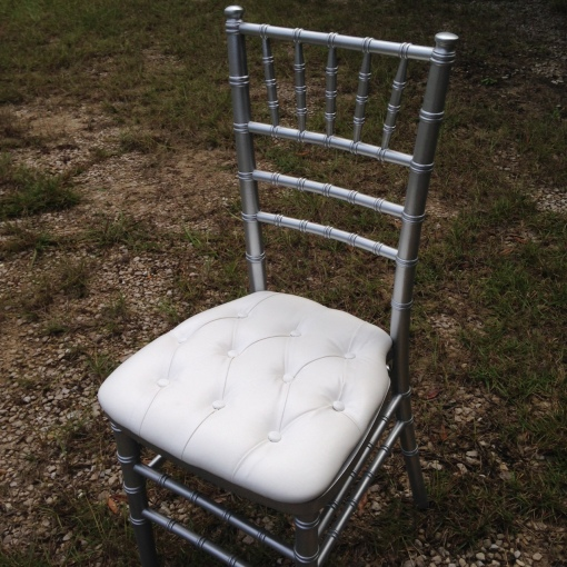 SILVER CHIAVARI CHAIRS NOW AVAILABLE